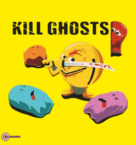 kill ghost cuadrado