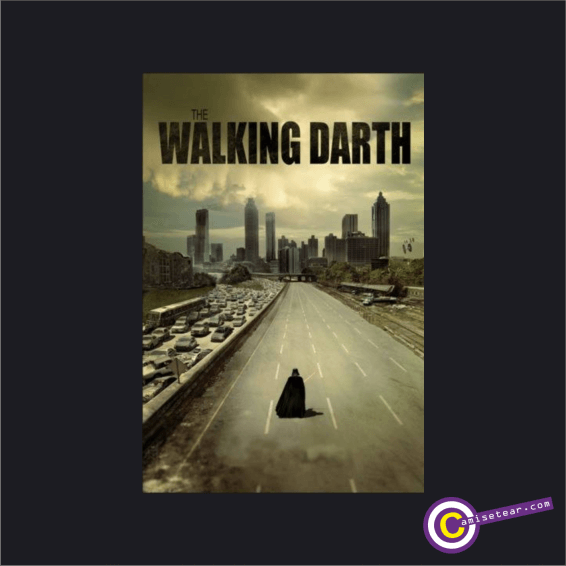 Walking Darth Cuadrado