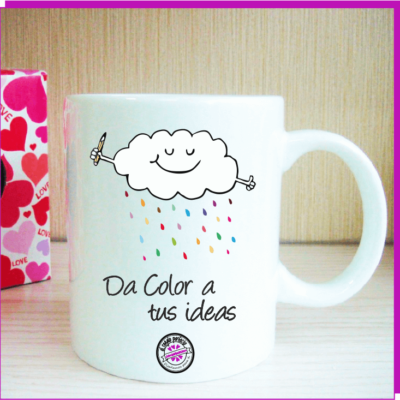 Taza Original da color a tus ideas