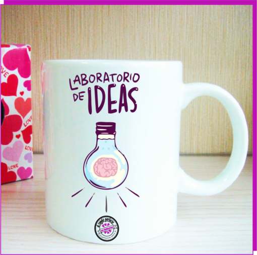 Taza original laboratorio de ideas