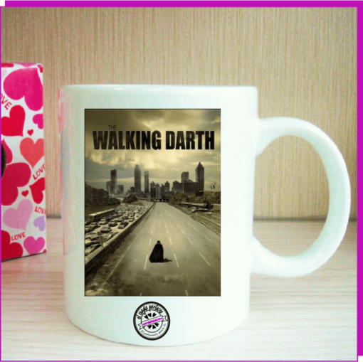 Taza Friki The Walking Darth