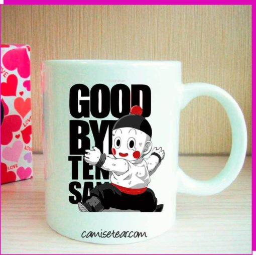 Taza Good Bye