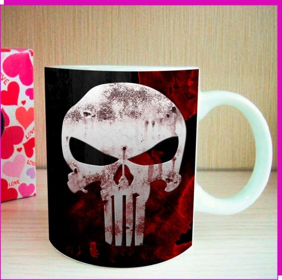 Taza-Punisher