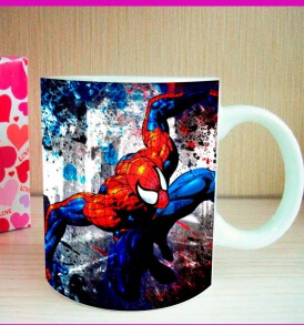 Taza Spider Man