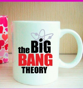 Taza Big Bang Theory