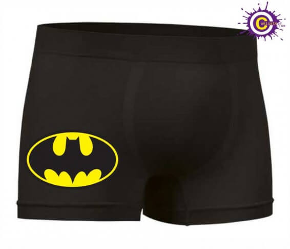 calzoncillo batman