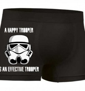 calzoncillo trooper star wars