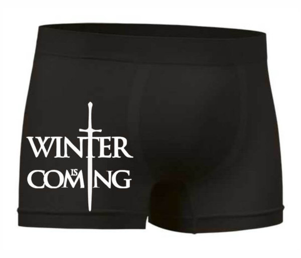 Calzoncillo Winter is coming