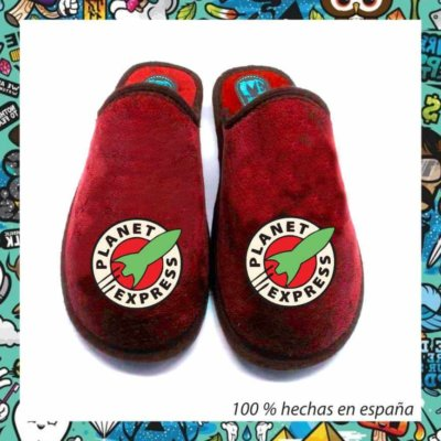 Zapatilla Planet Express