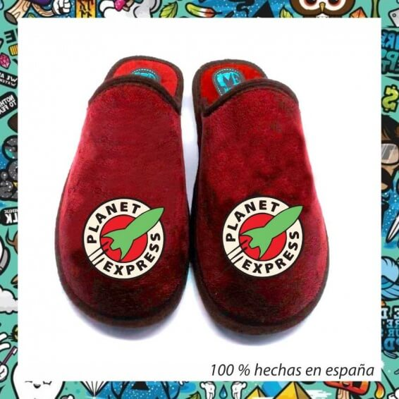 Zapatillas planet express