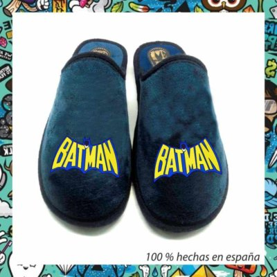 Zapatillas batman retro
