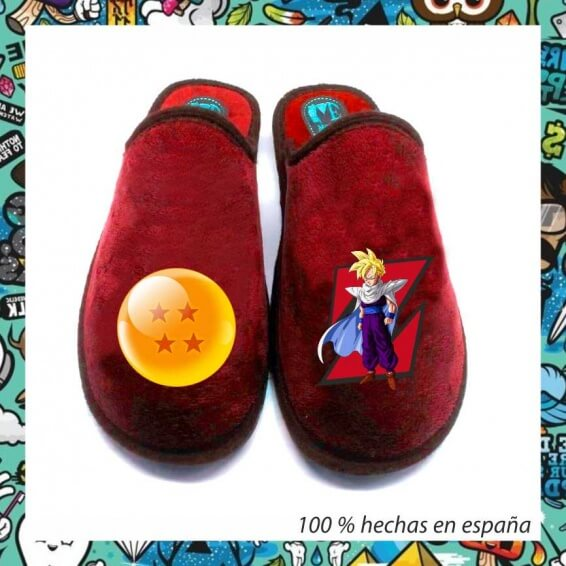zapatillas dragon ball