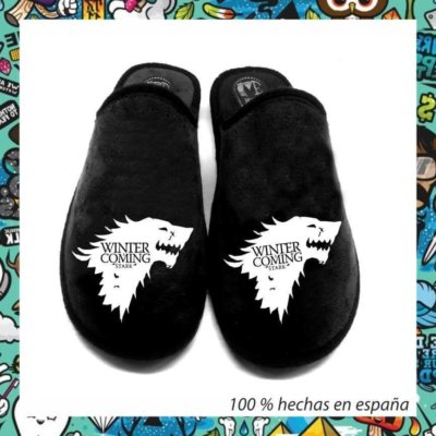 Zapatillas Game of Thrones