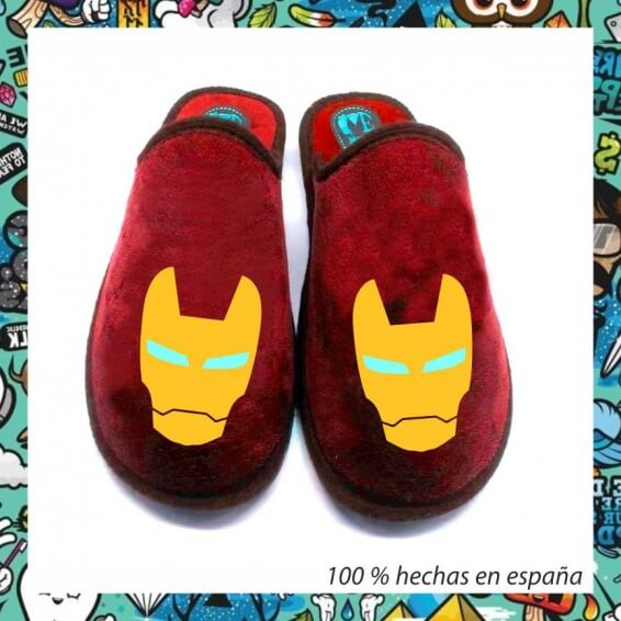 zapatillas iron man