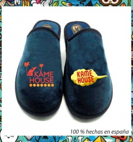 Zapatillas Kame House