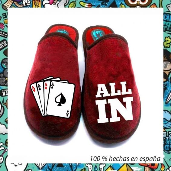 zapatillas poker