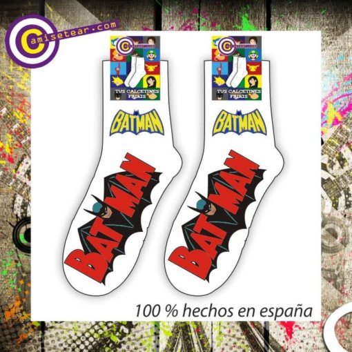 Calcetines Batman Retro