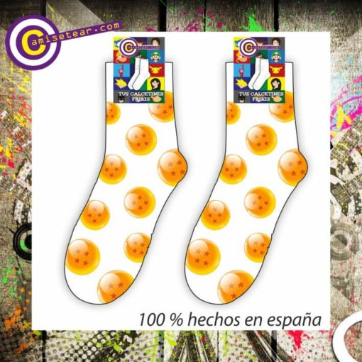 Calcetines Dragon Ball