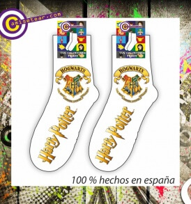 Calcetines Harry Potter