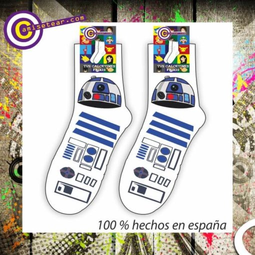 calcetines r2d2