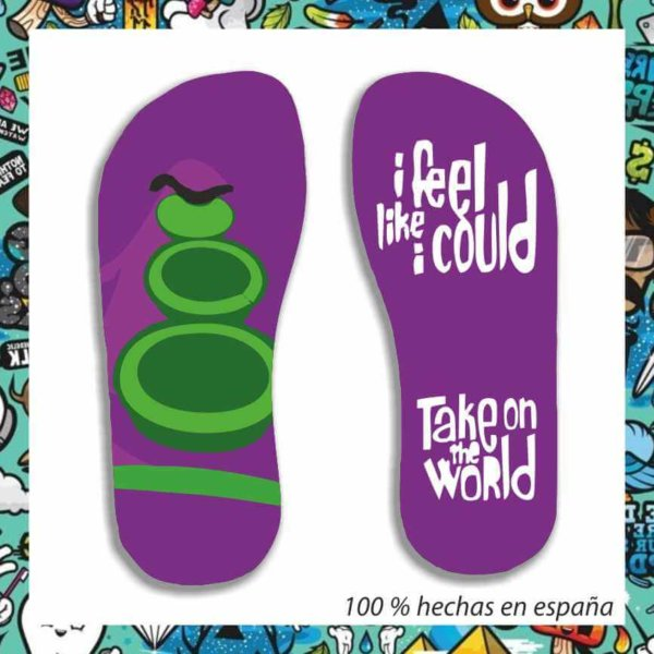 Chanclas Day of Tentacle