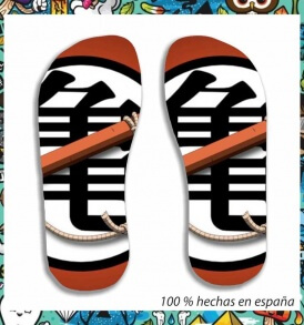 Chanclas Dragon Ball Baston