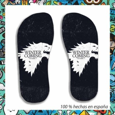 Chanclas Winter is Coming
