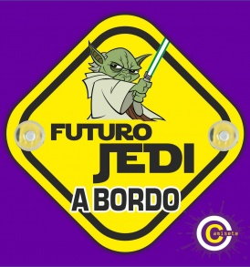 Cartel futuro jedi a bordo