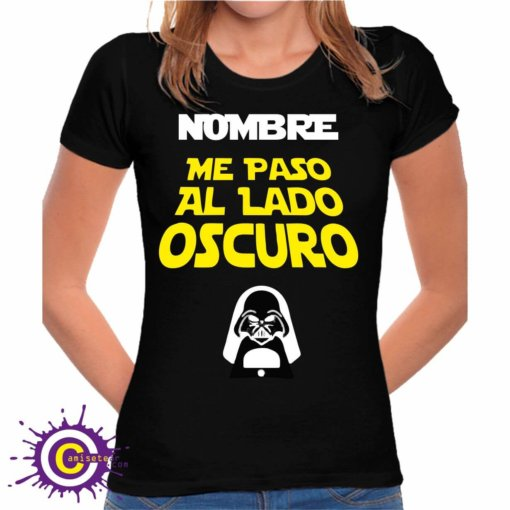 Camisetas Despedida Soltera star wars