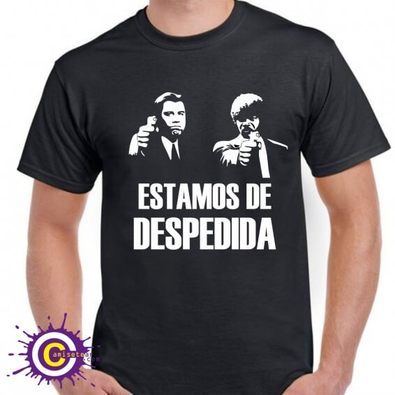 despedidas pulp fiction